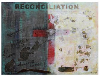 """""""Reconciliation"""" by Laura Kestly"""