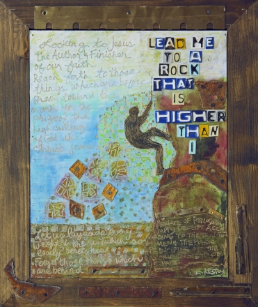 Rock that is Higher by Laura Kestly
