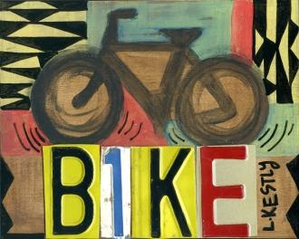 """BIKE"" by Laura Kestly"