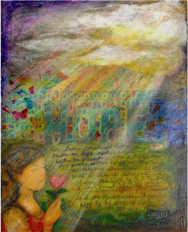 """""""Hope"""" by Laura Kestly"""