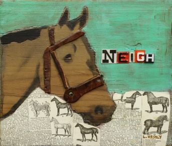 Neigh by Laura Kestly