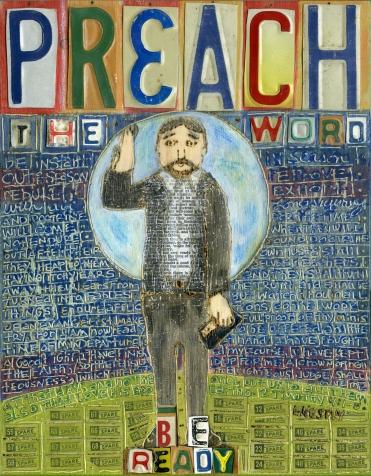 """Preach"" by Laura Kestly"