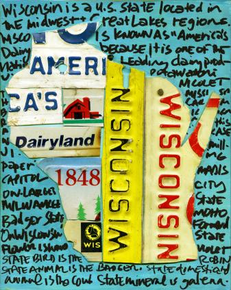 """""""Wisconsin"""" by Laura Kestly"""